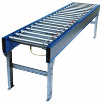 Roller Lineshaft Conveyors Systems